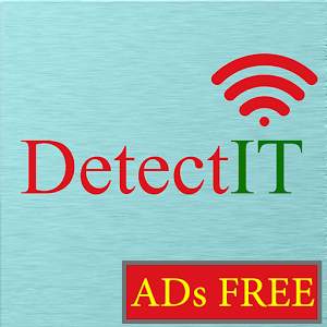 DetectIT Device and Camera Detector ADs FREE
