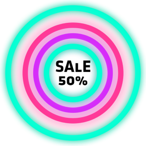 Neon Glow Rings - Icon Pack4.7.0 [Patched]