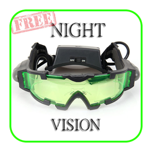 Night Vision Military Effect