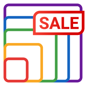 Outline Icons - SALE!