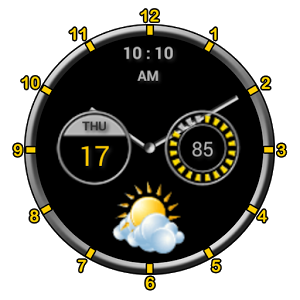 Super Clock Widget 10.2.6