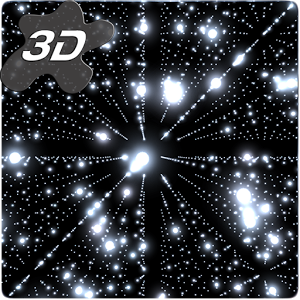Infinite Particles 3D Live Wallpaper1.0.9 [Paid]