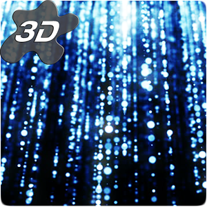 Parallax Infinite Particles 3D Live Wallpaper1.0.3