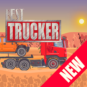 BEST TRUCKER 3.49 (Mod Money)