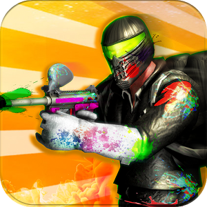 Paintball Shooting Arena: Real Battle Field Combat 1.1.1 (Unlocked)
