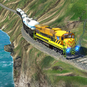 Oil Tanker Train Simulator 1.2 (Free Shopping)