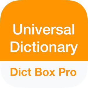 Dict Box Pro - Offline Dictionary5.9.2 [Paid]