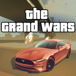 The Grand Wars: San Andreas 1.15 (Mod Money)