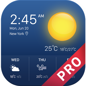 weather forecast prounknow