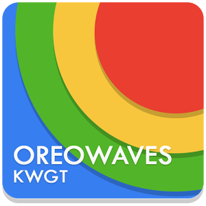 OreoWaves KWGT 2.0.0 [Paid]