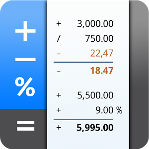 CalcTape Calculator with Tape2.4.2(201712221016) [Pro]