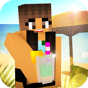 Beach Party Craft: Summer High School Adventure1.3 (Unlocked)
