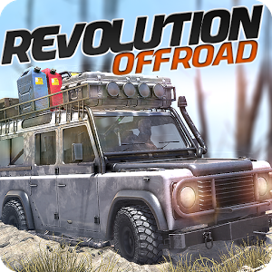 Revolution Offroad : Spin Simulation1.1.1 (Mod Money)