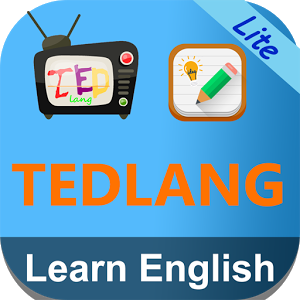 TEDLANG - Learn English Videos for TED Talks Lite