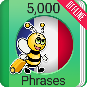 Learn French Phrasebook - 5000 Phrases 2.4.3 [Full]