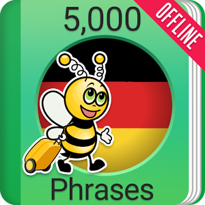 Learn German Phrasebook - 5000 Phrases 2.4.3 [Full]