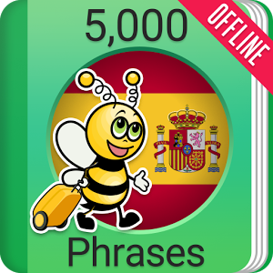 Learn Spanish Phrasebook - 5,000 Phrases 2.0.5 [Full]