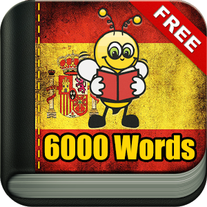 Learn Spanish Vocabulary - 6,000 Words