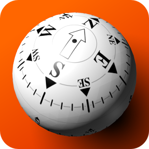 3D Stabilized Ball Compass1.3 [Ad Free]