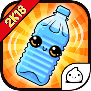 Bottle Flip Evolution - 2k18 Idle Clicker Game 1.0Mod Money