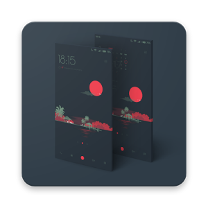 Sunday Evening for KLWP