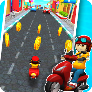 Subway Scooters Free -Run Race 4.1.5 (Mod Money)