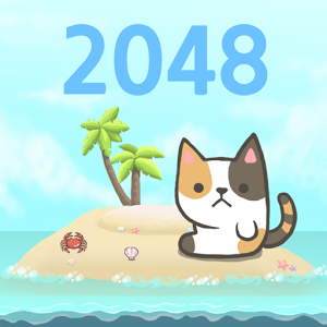 2048 Kitty Cat Island 1.5.10 (Free Shopping)