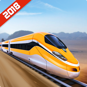 Euro Train Driver 3D: Russian Driving Simulator 1.3 (Mod Money)