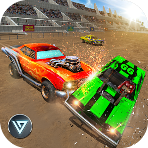Demolition Derby Real Car Wars 1.2 (Mod Money)