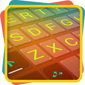 ai.type Rainbow Color Keyboard