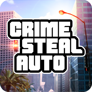 Crime Steal Auto 1.2.2 (Mod Money)