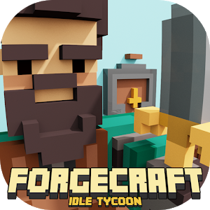ForgeCraft - Idle Tycoon. Crafting Business Game.1.15 (Free Shopping)