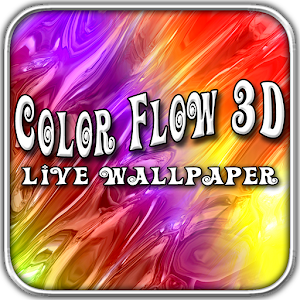 Color Flow 3D Live Wallpaper 1.0