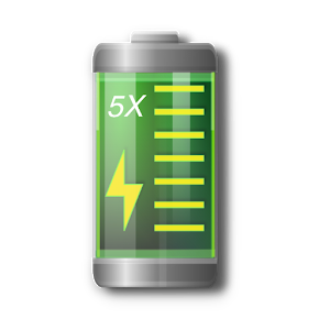 Battery Saver 5X Pro