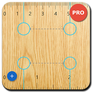Easy to Use Ruler Pro 1.08