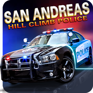 San Andreas Hill Climb Police unknow