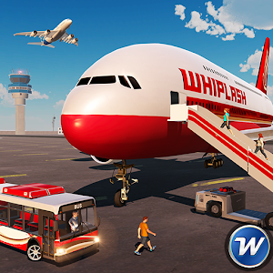 City Airplane Flight Tourist Transport Simulator 1.3 (Mod)