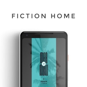 Fiction Home for KLWP 1.01