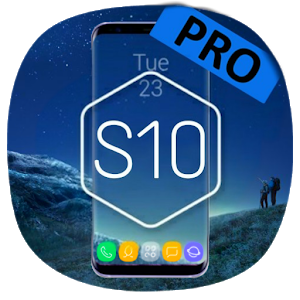 Galaxy S10 Icon Pack & S10 Theme 1.1 patched