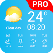 Weather Forecast Pro (Radar Weather Map)2.5.1 [Paid]