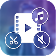 Video To MP3: Mute Video /Trim Video/Cut Video