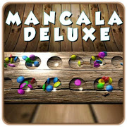 Mancala Deluxe Board Game