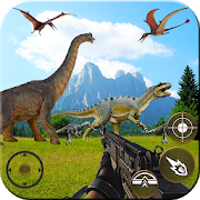 Deadly Dinosaur Hunter Revenge Fps Shooter Game 3D1.2 (Mod Money)