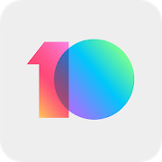 MIUI 10 - Icon Pack 1.3 [Patched]
