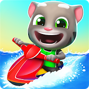 Talking Tom Jetski 21.1.0.158 (Mod Money)