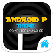 P Theme for Android™ P 9.0 Style Launcher 1.8 [Unlocked]
