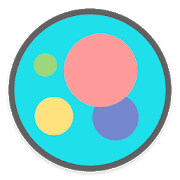 Flat Circle - Icon Pack4.4 [Patched]