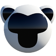 MONOO Icon Pack Black & White 3D HD