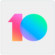MIUI 10 - Limitless icon pack 1.0.2 [Patched]