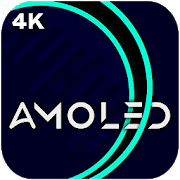 AMOLED Wallpapers | 4K | Full HD | Backgrounds 1.0.2 [AdFree]